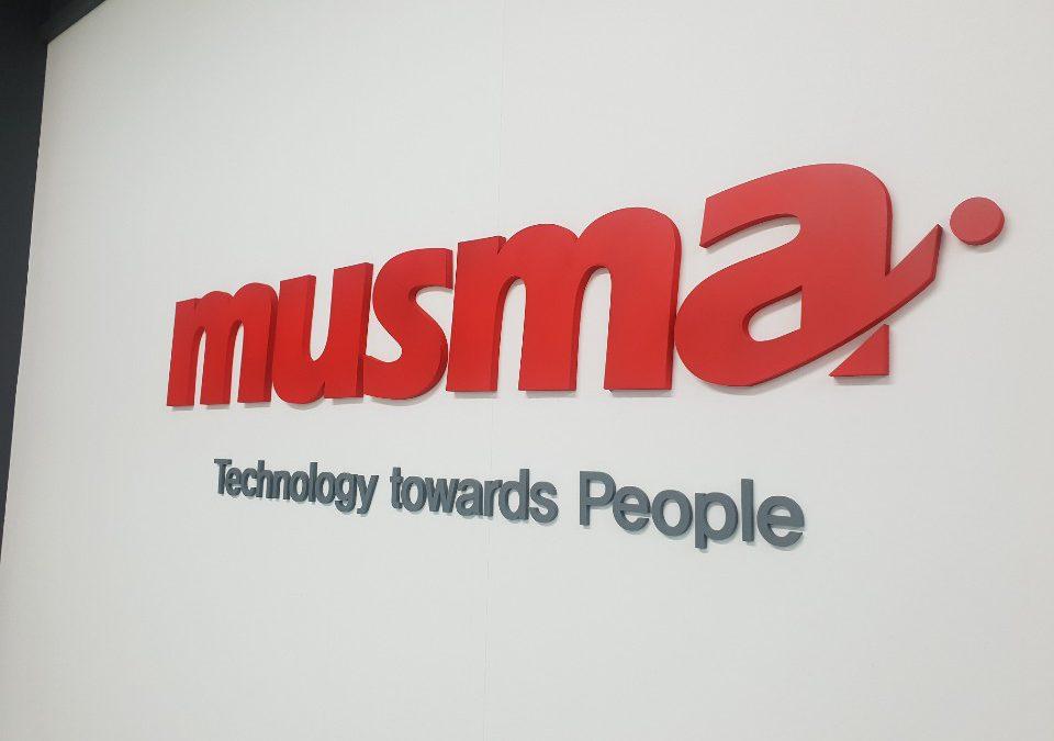 무스마 기술연구소 새롭게 오픈!