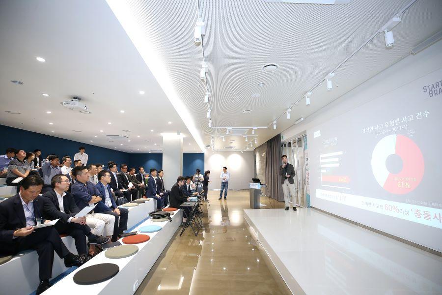 무스마, 호반그룹 오픈 이노베이션 참가
