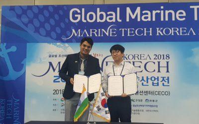 무스마, 인도 Oiltech 그룹과 인도시장 OSS 서비스 제공을 위한 양해각서 체결